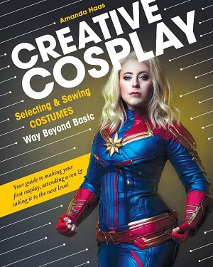 Creative Cosplay - An inspirational guide to sewing cosplay 11372