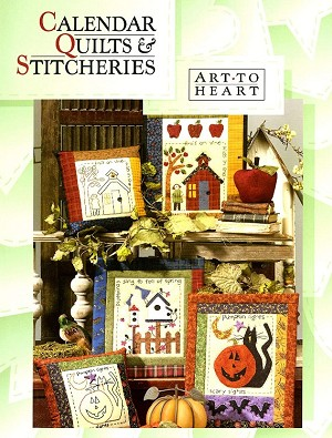 Calendar Quilts & Stitcheries by Nancy Halvorsen