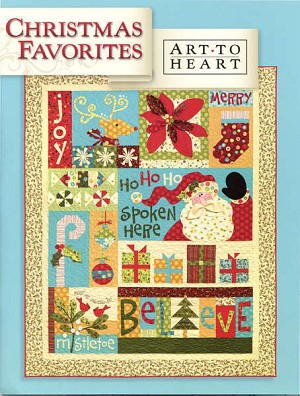 Christmas Favorites by Nancy Halvorsen
