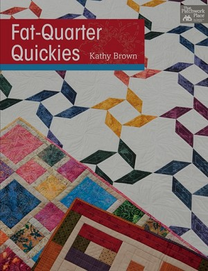 Fat Quarter Quickies Pattern Book B1171T