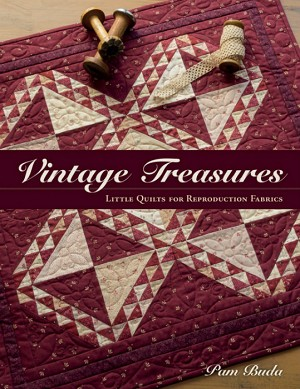 Vintage Treasures Pattern Book B1380T