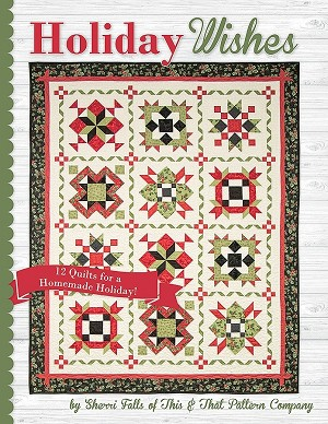 Holiday Wishes Pattern Book ISE912