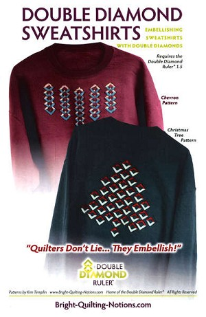 Double Diamond Sweatshirt Pattern