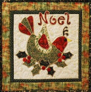 Noel Pattern MQ101 by Desiree Habicht