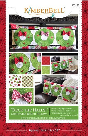 Deck the Halls Pillow Pattern