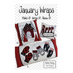 January Wraps Pattern RCQ626