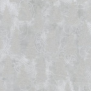 Robert Kaufman Winter's Grandeur Metallic 8 AXBM-19334-186 Silver