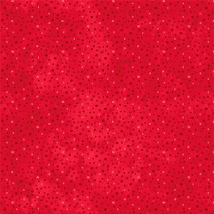 Wilmington Prints Essentials Petite Dots 39065-333 Red